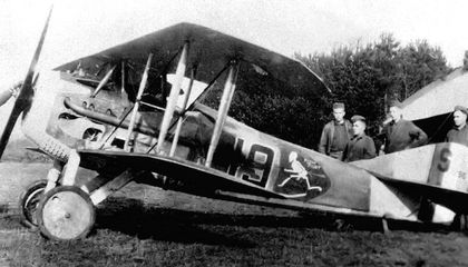 Luck and Death: WWI Pilots and their Superstitions