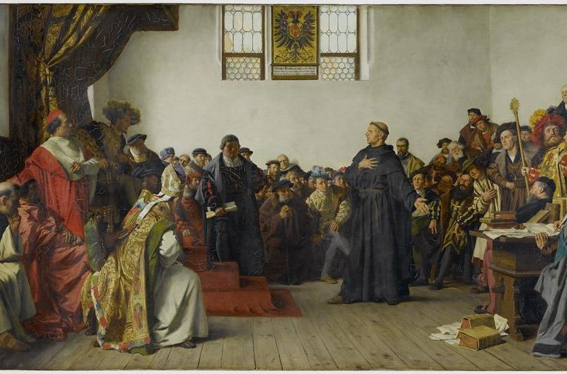 10 Facts About The Life Of Martin Luther History Smithsonian