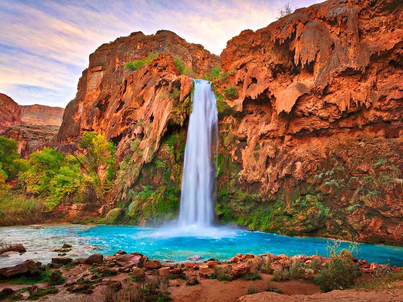 north america s most spectacular waterfalls travel smithsonian