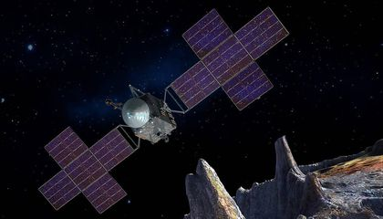 NASA Prepares to Build Spacecraft Bound for a Metal Asteroid