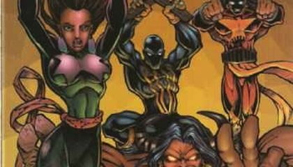 Tribal Force, the First Comic to Feature a Team of Native American Superheroes, Is Returning