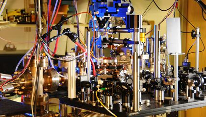 New Atomic Clocks May Someday Redefine the Length of a Second