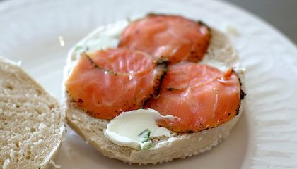 Bagels And Lox Are a Uniquely American Creation