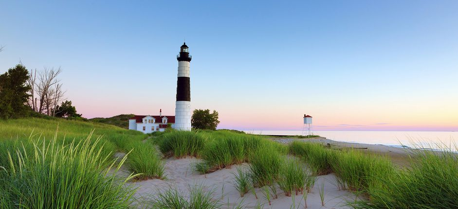 Great Lakes Grand Voyage <p>Explore all five of the magnificent Great Lakes on this popular and captivating cruise. You will enjoy crystal-clear blue waters surrounded by pristine wilderness, turn-of-the-century towns, and pastoral splendors.</p>