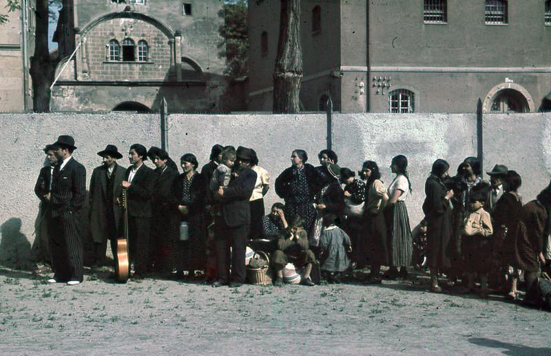 Remnants of Concentration Camp Used to Imprison Roma Found in Czech Republic