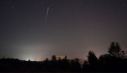 Having Trouble Finding the ISS in the Night Sky? Have NASA Text You