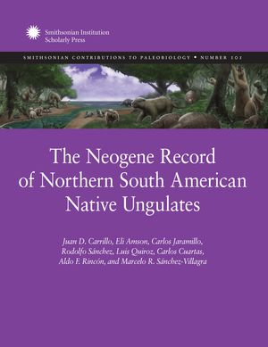 The Neogene Record of Northern South American Native Ungulates photo