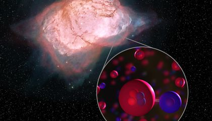 NASA's Flying Telescope Spots Oldest Type of Molecule in the Universe