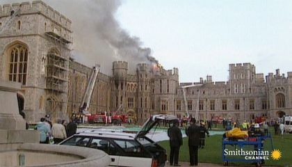 How a Fire Opened Buckingham Palace Up to the Public