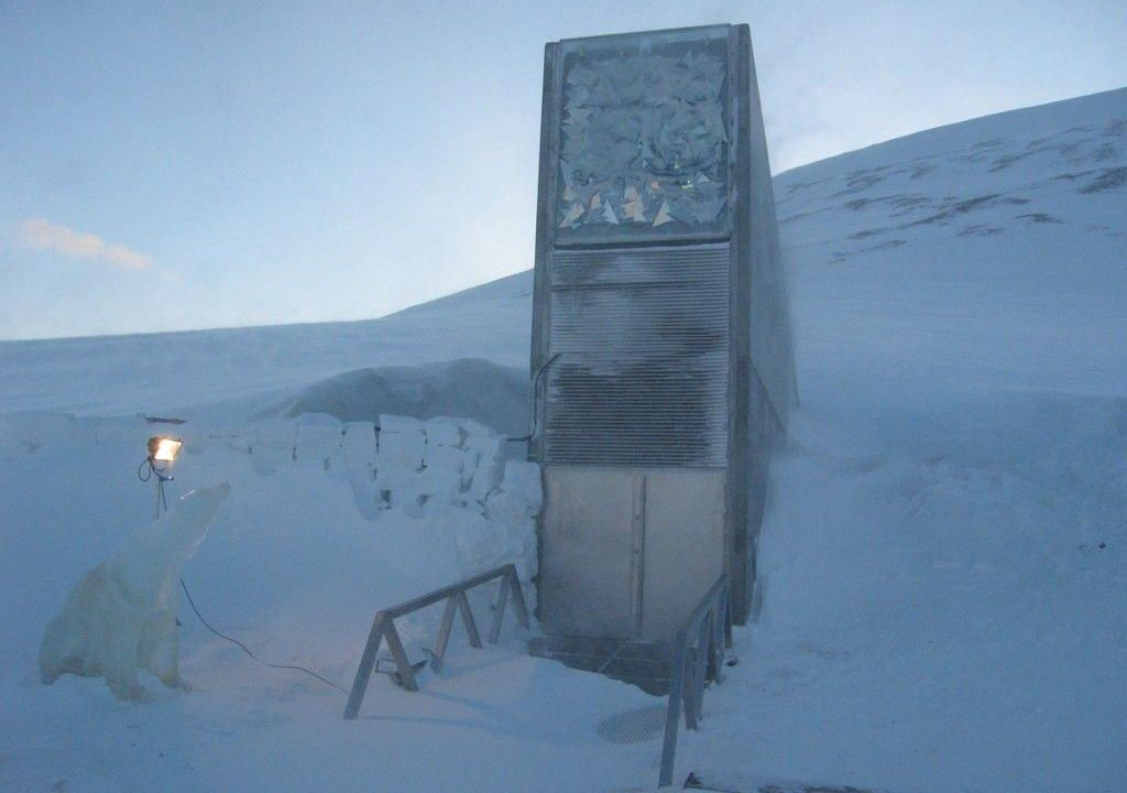 A Second Doomsday Vault This One To To Preserve Data Is Opening In