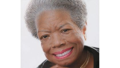 Growing Up Maya Angelou
