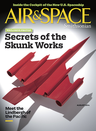 Cover for August 2014