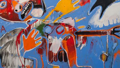 Inside Contemporary Native Artist Rick Bartow's First Major Retrospective