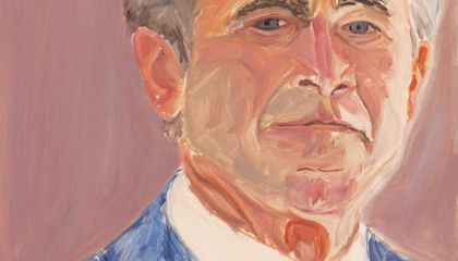 George W. Bush's Paintings of World Leaders to Go On Display at Conservative Conference