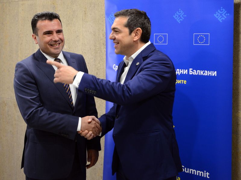 Macedonia to be called 'Republic of Northern Macedonia'""