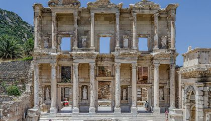 Austria and Turkey Are Butting Heads Over an Archaeological Dig