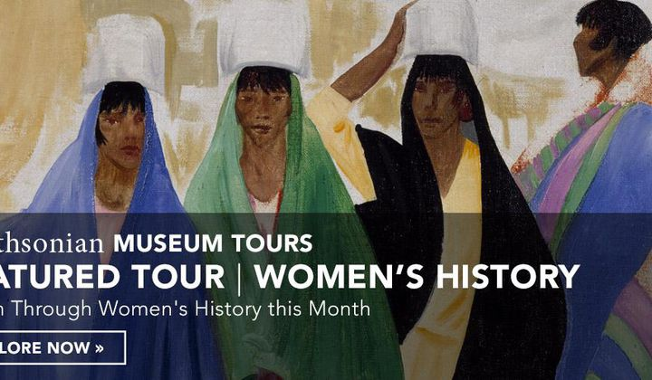 Celebrate Women's History With This Museum Tour