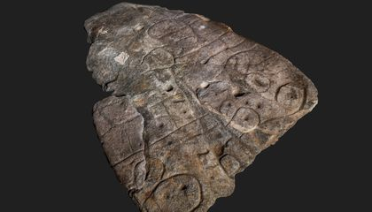 Is This 4,000-Year-Old Bronze Age Slab the Oldest Known Map in Europe?