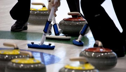 Are the Fancy New Curling Brooms Fair? Robots and Lasers Will Help Figure It Out