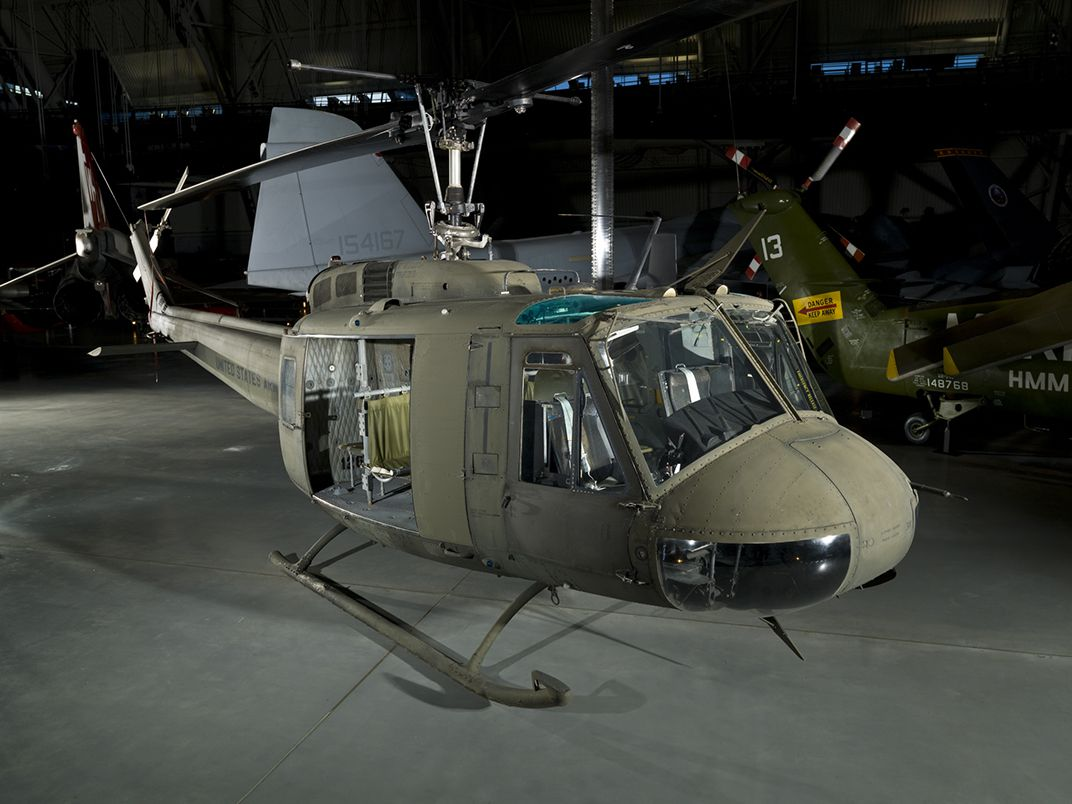 The Huey Defined America's Presence in Vietnam, Even to the Bitter