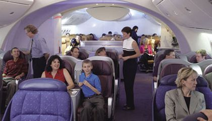 How Boeing Put the Dream in Dreamliner