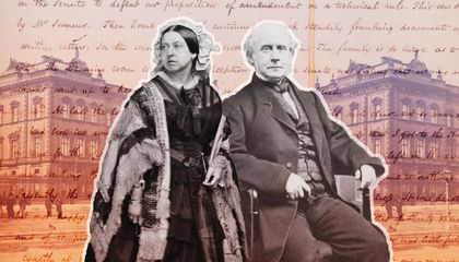 The American Scion Who Secured British Neutrality in the U.S. Civil War