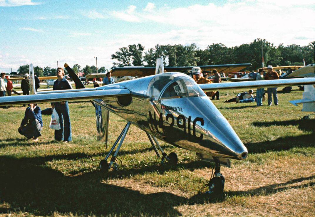 Across the Continent in a Homebuilt | History | Air & Space Magazine