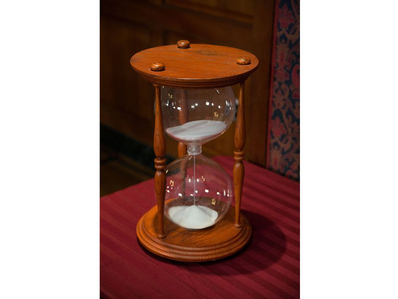 Days of Our Lives Hourglass