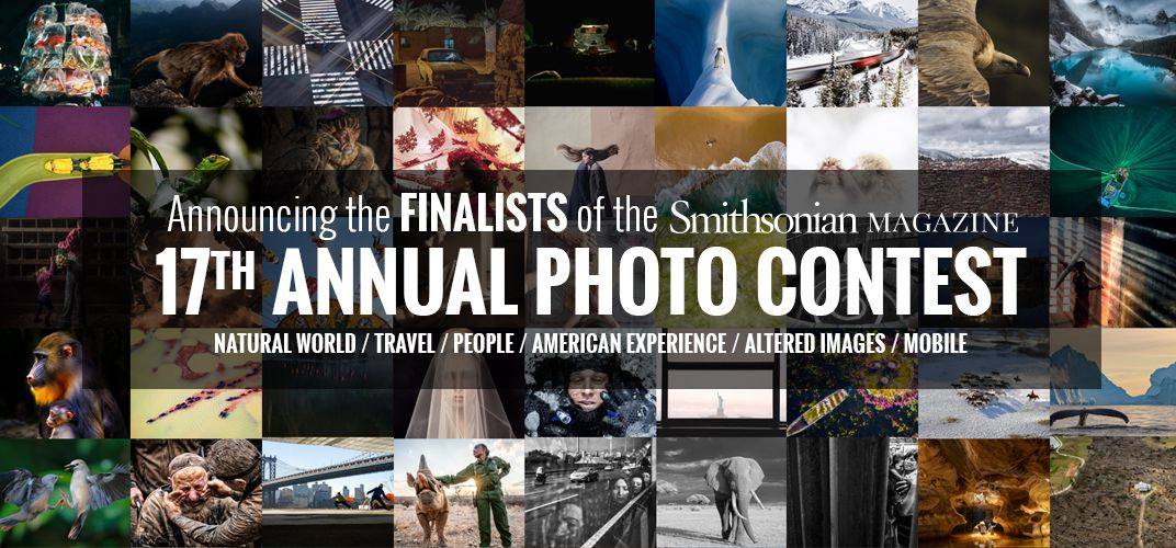 Caption: 17th Annual Photo Contest Billboard
