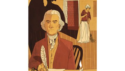 Did John Adams Out Thomas Jefferson and Sally Hemings?