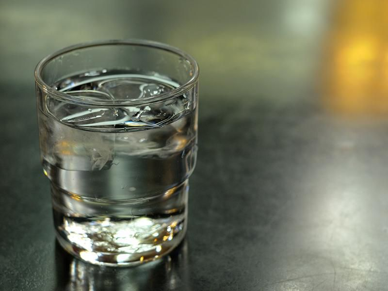 What Makes Day Old Water Taste Funny? | Smart News ...