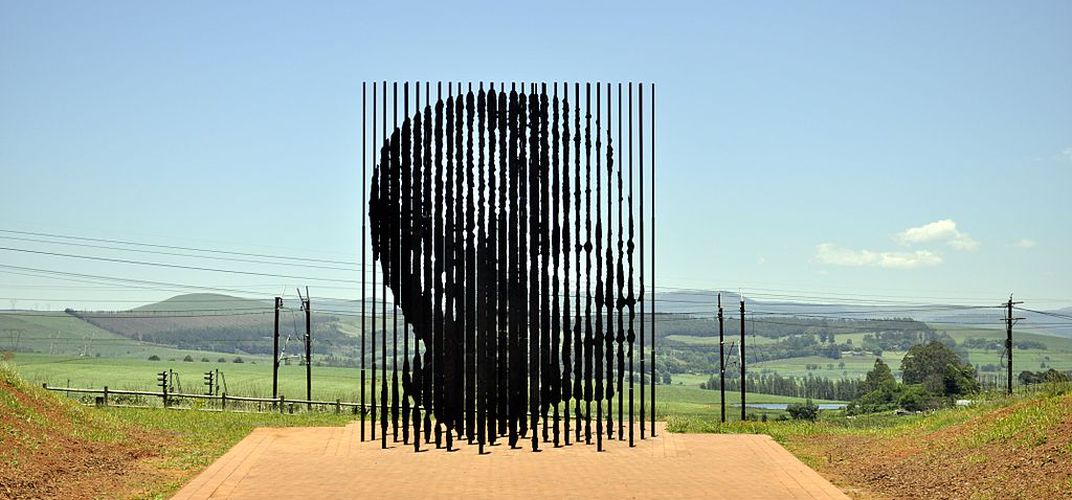 Caption: Tracing Nelson Mandela's Footsteps in South Africa