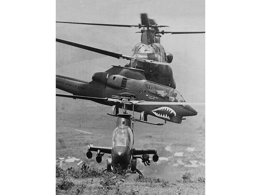 In Vietnam, These Helicopter Scouts Saw Combat Up Close | Military