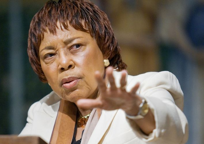 Caption: Civil Rights Pioneer Dorothy Cotton Has Died