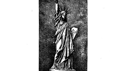 The Statue of Liberty Was Once Patented