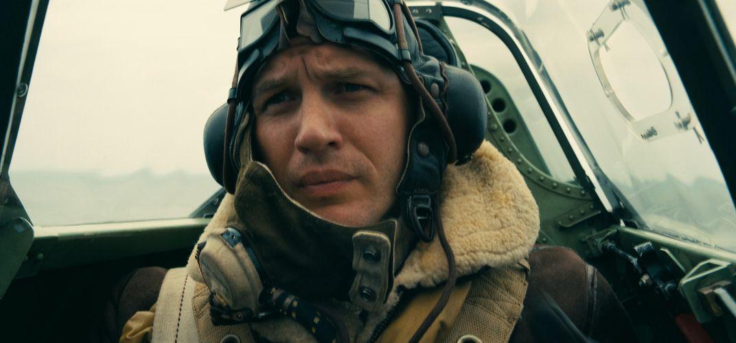 """Caption: Dogfighting Over """"Dunkirk"""""""