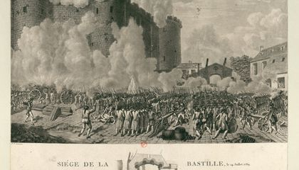 The French Revolution in Pictures
