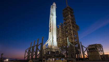 SpaceX Launches from Historic Pad 39A