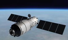 Five Things to Know About China's Falling Space Station