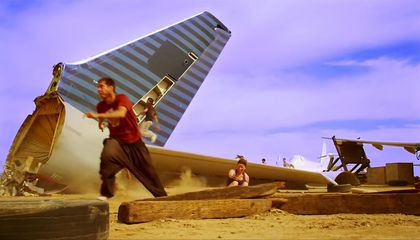 Parkour Among the Planes