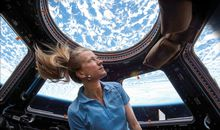 Work, Float, Eat, Dream: Life on the International Space Station
