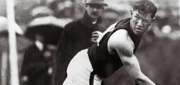 Jim Thorpe 1912 Stockholm Games