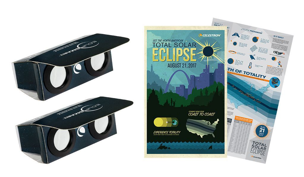 This is the gear you need to view the upcoming solar eclipse