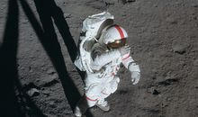 He Was the Fifth Man on the Moon, but That Wasn't His Most Famous Flight