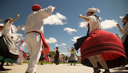 How a Remote Nevada Town Became a Bastion of Basque Culture
