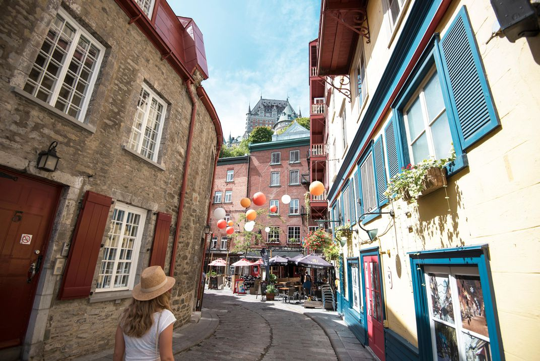 Summer in Québec City: Weather and Event Guide