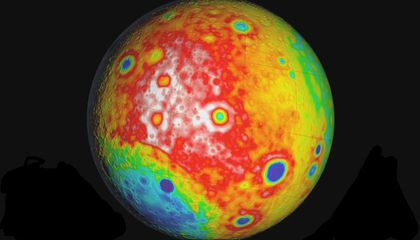 The Moon's Mantle Muddle