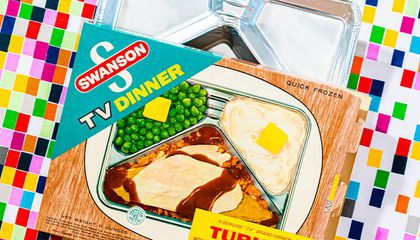 A Brief History of the TV Dinner