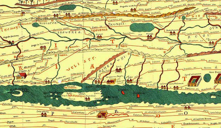 Where to See Some of the World's Oldest Maps