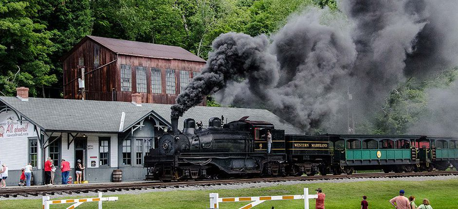 Railroading the Alleghenies <p>Travel west from Baltimore and Washington, D.C. to the Allegheny Mountains, extending 400 miles across four states. Enjoy fall foliage as you ride some of the historic trains built for lumbering, coal, and passengers, which altered the region's history.</p>